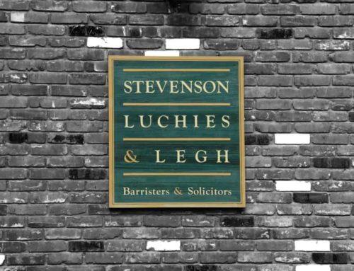 Stevenson Luchies & Legh